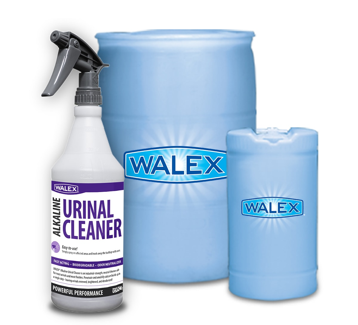 Urinal Cleaner   Walex Products Company, Inc.